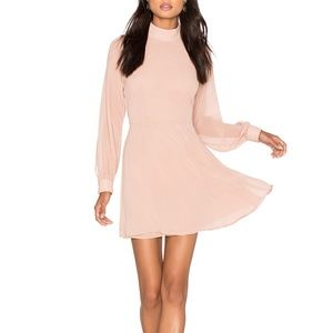 LPA 41 Dress in Nude XS
